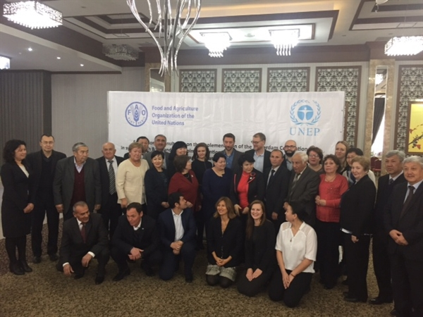 Kyrgyzstan workshop seeks integrated approaches