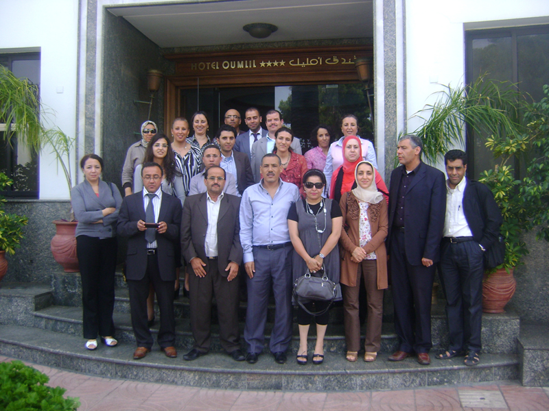 Morocco, June 2012 : National consultation on the implementation of the Rotterdam Convention