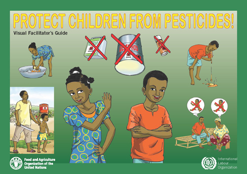 Protecting children from pesticides: new visual tool now available
