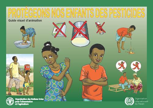Protéger les enfants contre les pesticides: nouvel outil visuel maintenant disponible